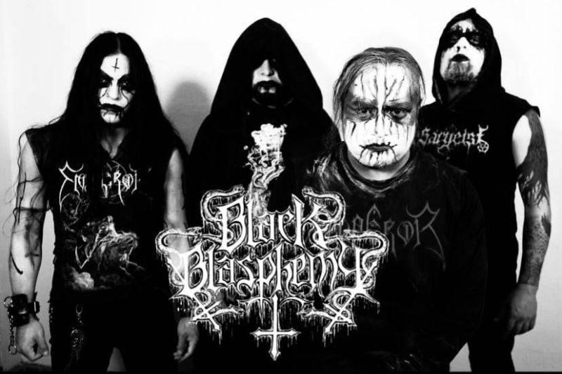 Black Blasphemy